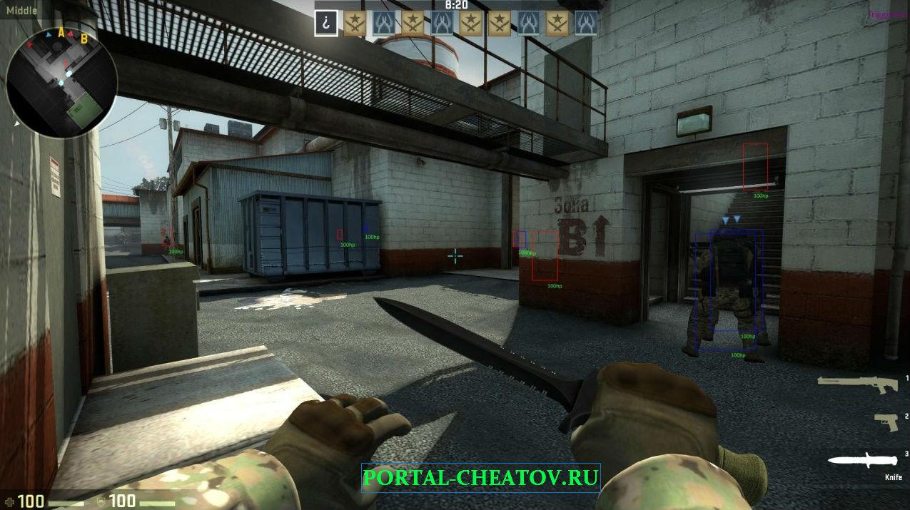 Читы для Counter-Strike: GO   Rango-hack - форум читеров Читы для