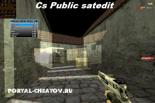 Cs Public v2 (satedit)